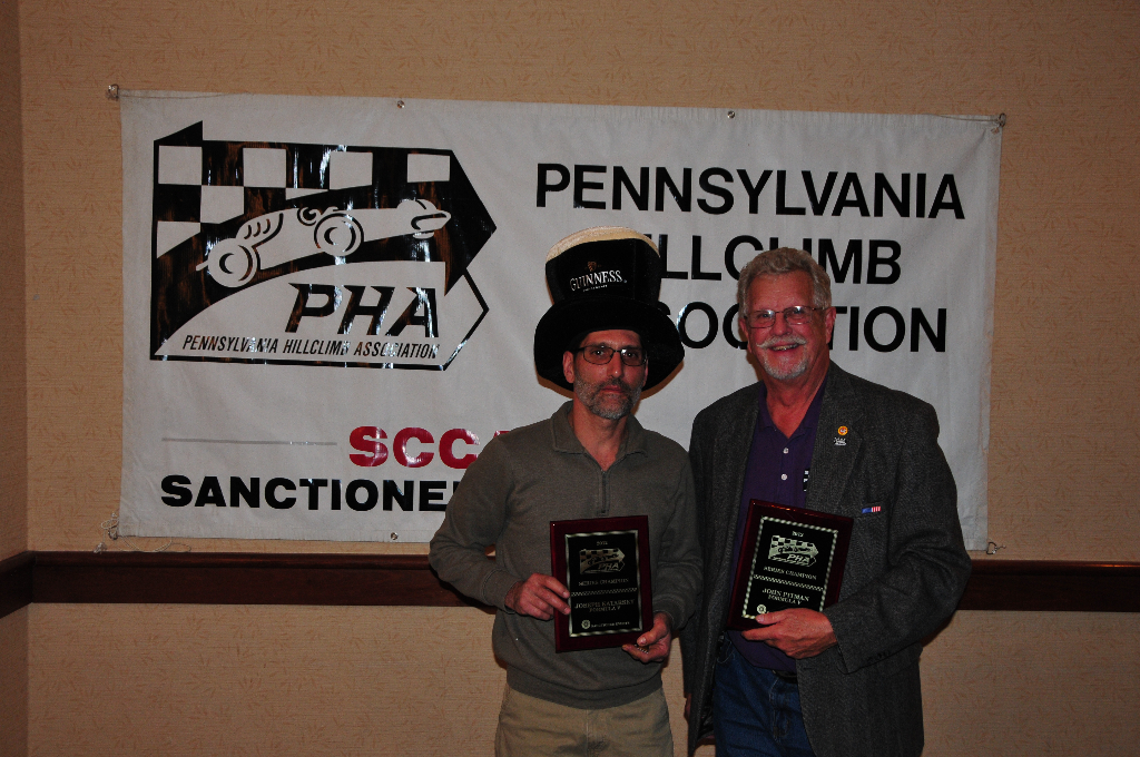 Joe Katarski and John Pitman - Formula Vee
