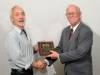 Formula S - Timm Murphy with PHA President Tom Knorr