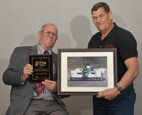 Overall Champion-Bob Gardner