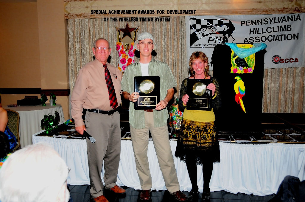 Keith & Grace Timing Awards